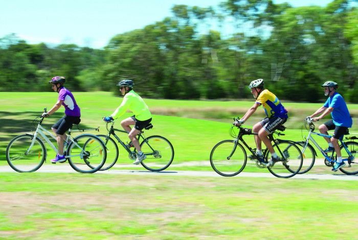 Cycling in Greater Dandenong