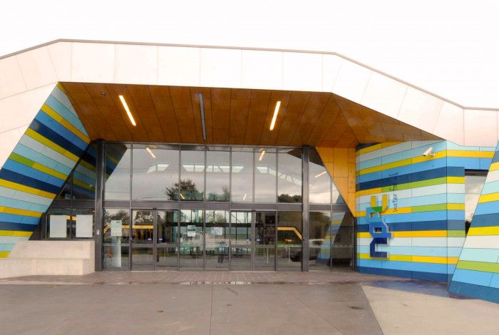 NPAC Noble Park Aquatic Centre