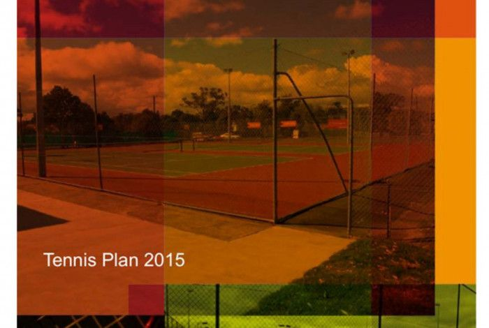 Tennis Plan 2015 Cover