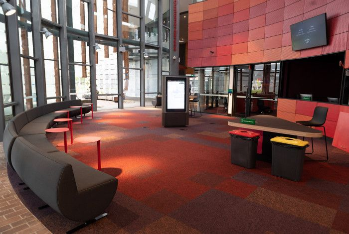 Springvale Community Hub - Customer Service Hall