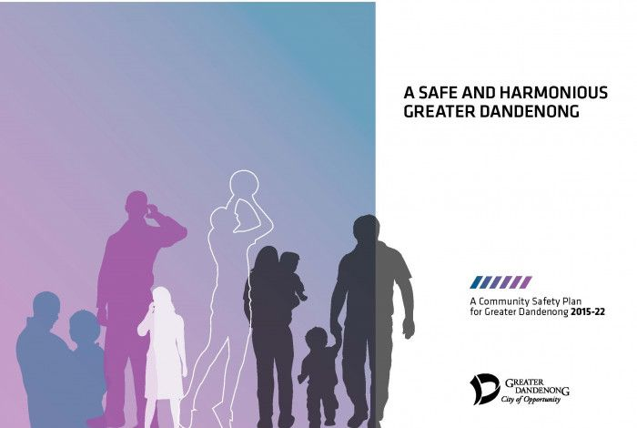 Community Safety Plan Cover