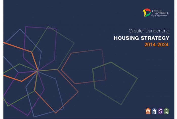 Housing Strategy Cover