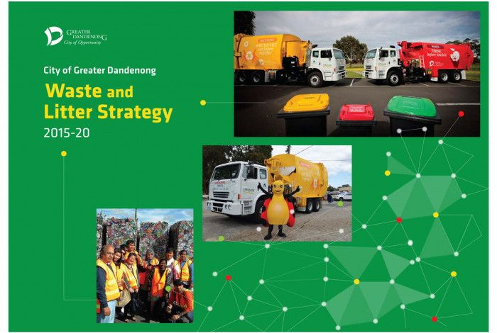 Waste and Litter Strategy Cover