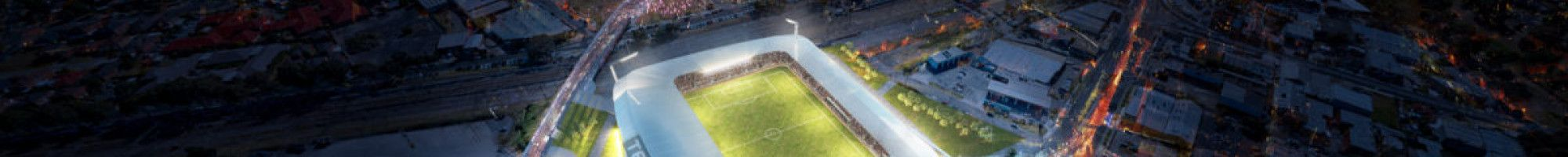 Proposed Dandenong Stadium