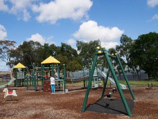 Barry J Powell Reserve Playground