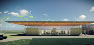 Keysborough South Community Hub - Draft Design