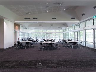 Tatterson Pavilion - Main function room