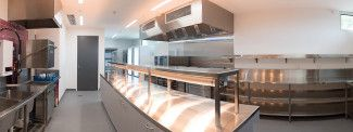 Tatterson Pavilion - Kitchen